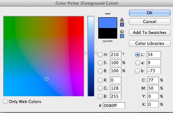 Рисунок 80. RGB
