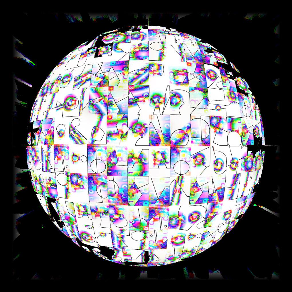 Рисунок 2. Социальная сфера 4096 - подлинное бытие человека.
