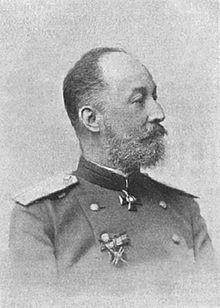 Сергей Васильевич Олив—отец Вовы О.