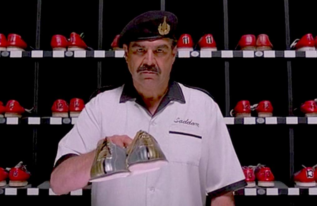 Кадр из фильма «Большой Лебовски». Сон Джеффри «Чувака» Лебовски.