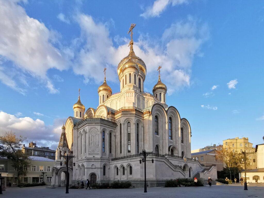 Храм Воскресения Христова и исповедников на Лубянке, Москва © Sergey Nar, 2gis