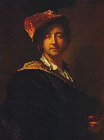 """Гиацинт Риго. """"Автопортрет в тюрбане"""", 1698.Источник фото: ru.wikipedia.or"""