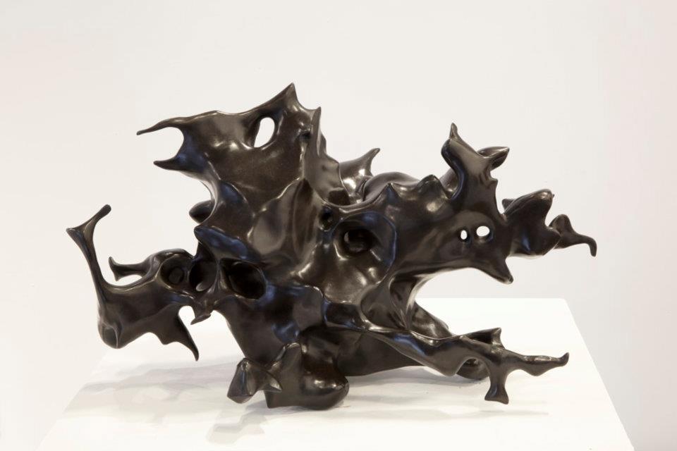 "caraballo-forman. ""Object Breast Cancer"", 2011."