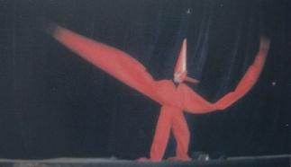 Кацуо Сирага.«Ультрасовременный танец». (1957). Courtesy:https://tinyurl.com/w5vhtsx