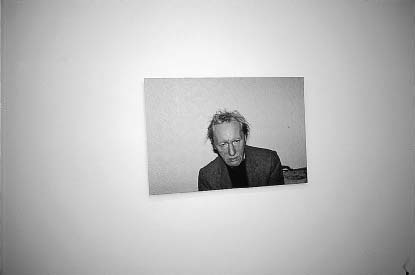 Марта Рослер, выставка Ричарда Биллингэма в коммерческой галерее, Нью-Йорк, 1997. Оригинальная фотография цветная.