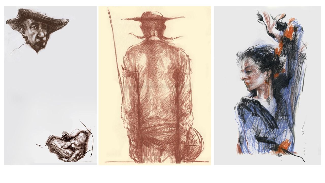 Что важнее в портрете, физическое сходство или настроение? Эмоции человека переменчивы и могут до неузнаваемости исказить