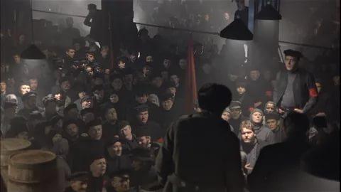 Кадр из фильма «Красные». 1981. США. Реж. Уоррен Битт