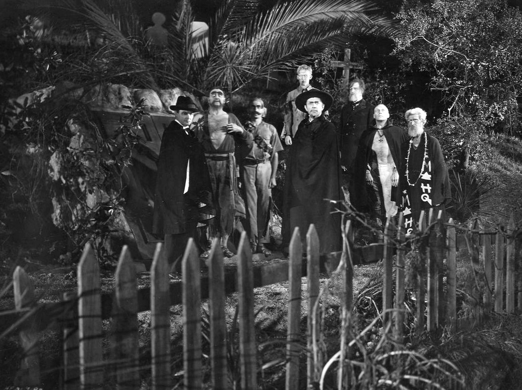 «Белый Зомби» (White Zombie, 1932)