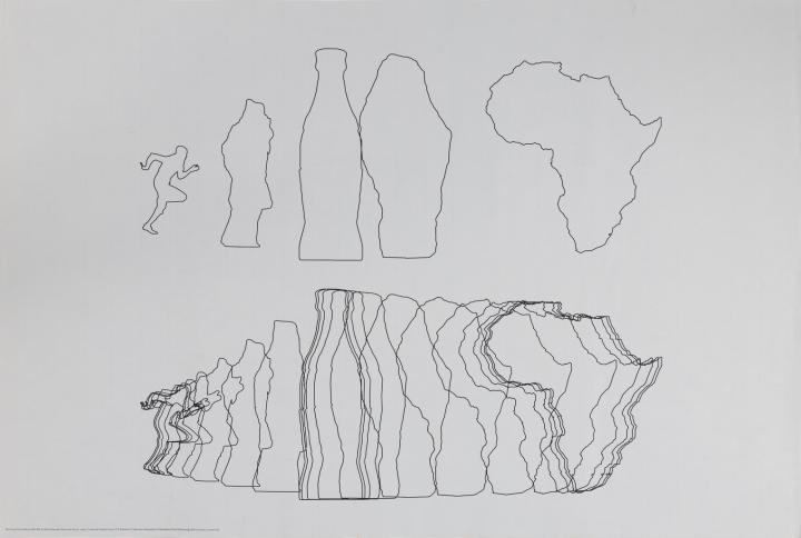CTG. «Running Cola is Africa». 1967-1968