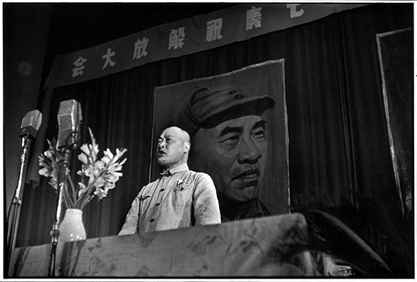 Henri Cartier-Bresson, General Chen-yi, Shanghai, 1949