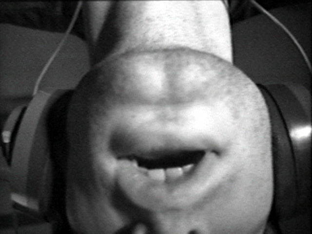 Bruce Nauman. Lip Sync (1969)