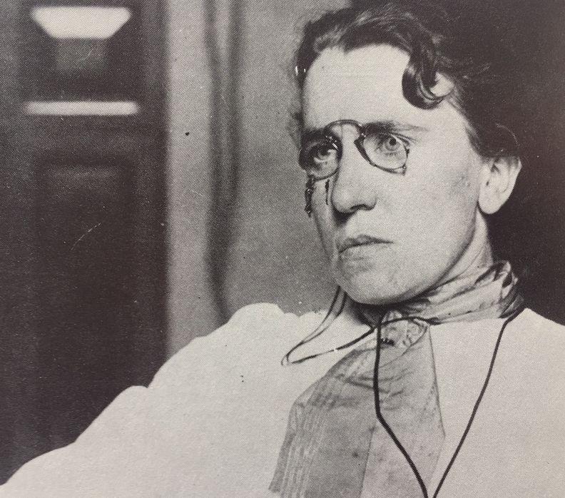 Эмма Гольдман (1869 — 1940)