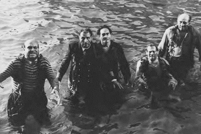 «Зомби Мора Тау» (Zombies of Mora Tau, 1957)