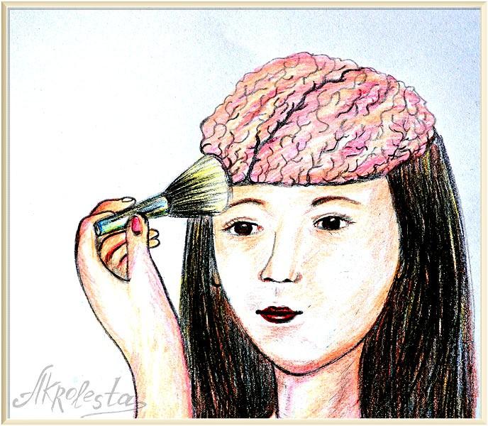Пудрить мозг