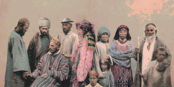 Иллюстрация к курсу «Краткая история татар» на Arzamas