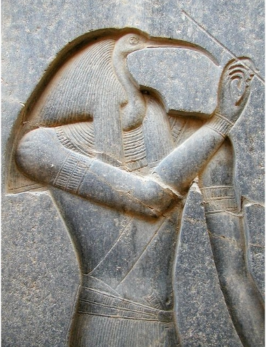 Египетский бог Тот