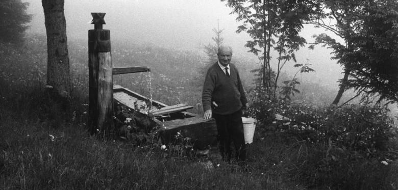 Мартин Хайдеггер в ожидании