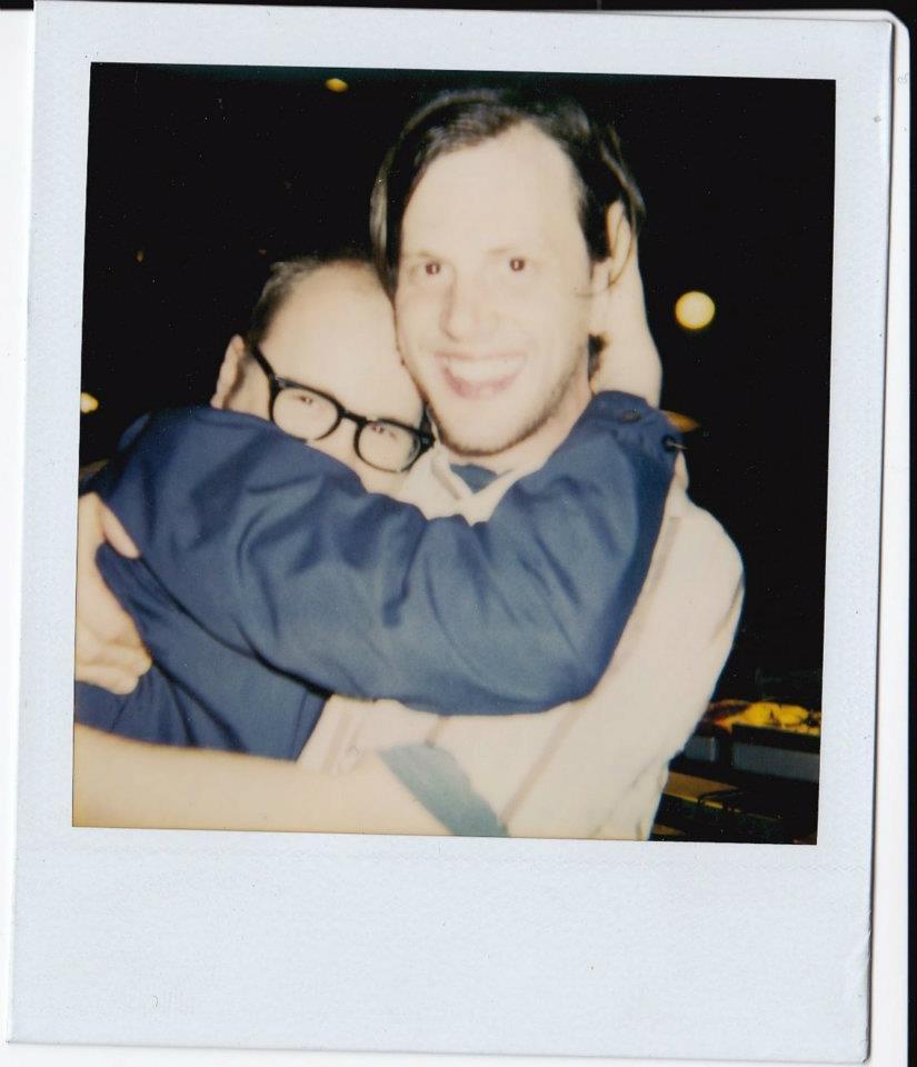Роберт Шнайдер и Джефф Мэнгам. Фото: Джулиан Веджелин. Взято из tumblr