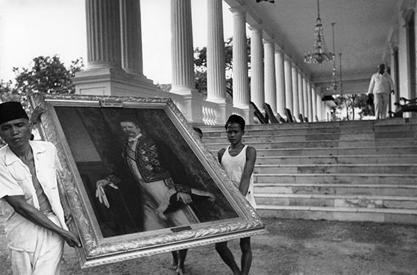 Henri Cartier-Bresson, Independence, Jakarta, Indonesia, 1949