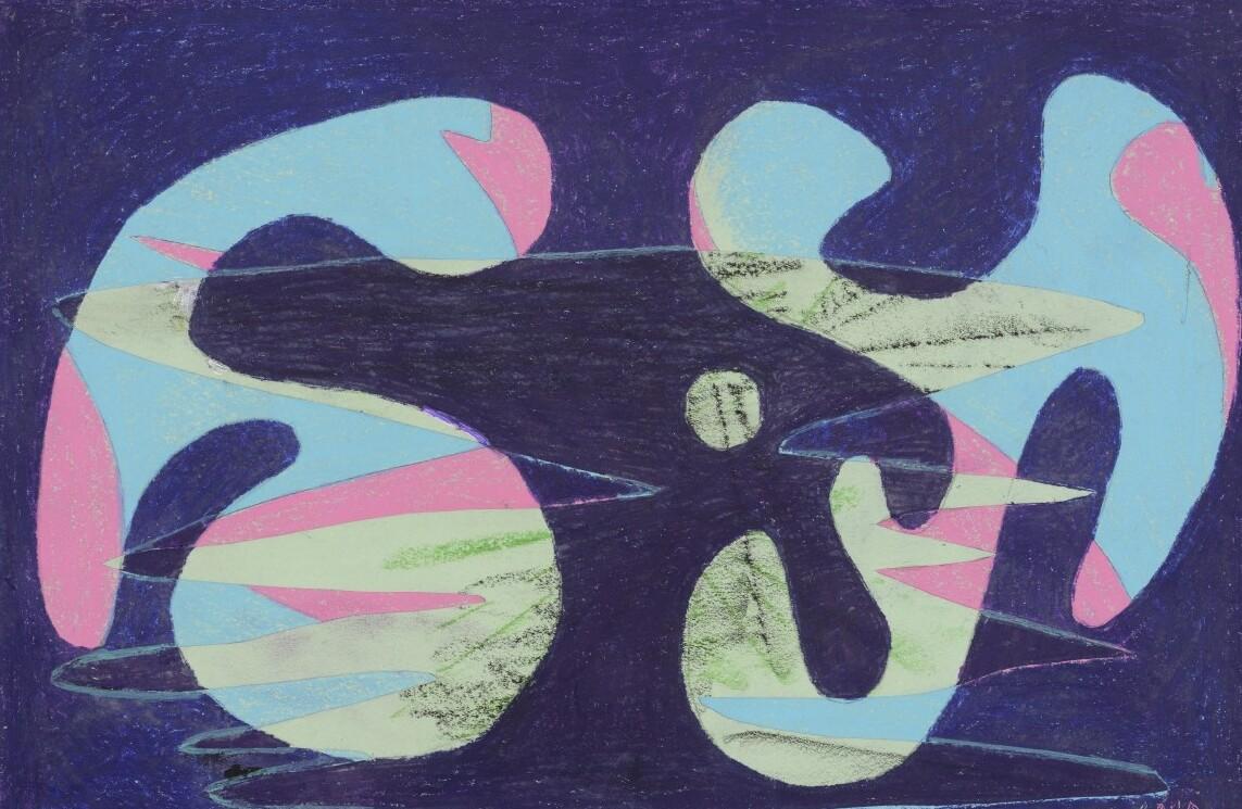 В качестве иллюстраций к подборке использованы работы Эйлин Агар (1889-1991).