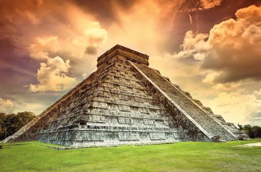 Ступенчатые пирамиды, вероятно, имели не только культовое, но и геополитическое значение