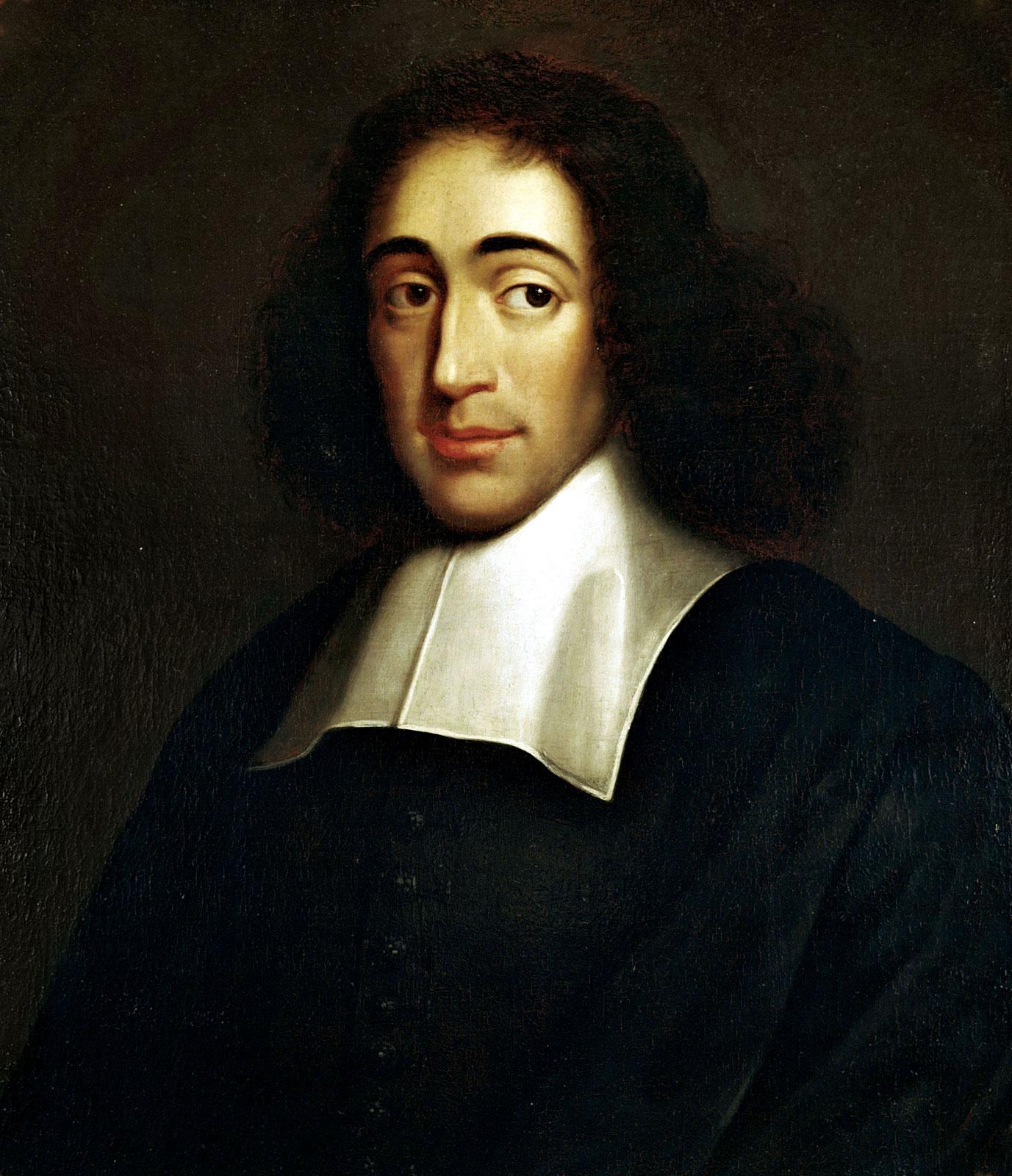 Бенедикт Спиноза. 1632-1677.