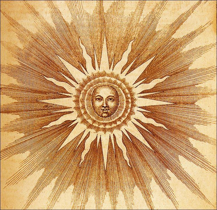 Sol Invictus. Римский бог солнца, культ которого провозгасил император Аврелиан в 274 году н. э.