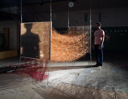 """Gebhard Sengmüller, """"Parallel Image"""", 2008."""