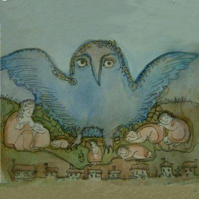 Образ из фильма «Синяя чайка» Елены Погребижской - «Чайка-Охранитель»