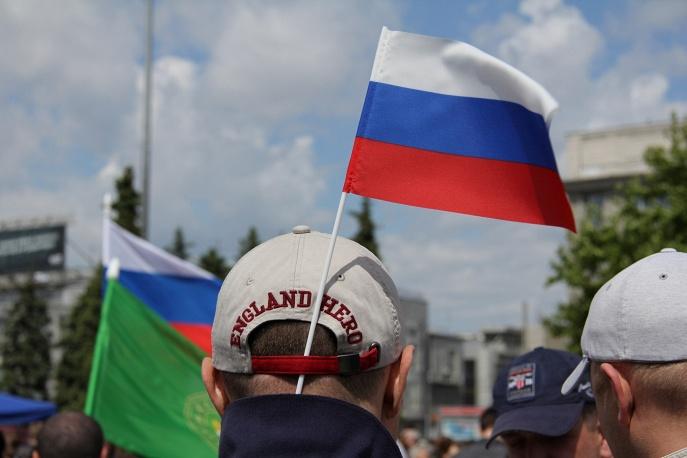 2014, митинг против концерта Мэрилина Мэнсона, Новосибирск