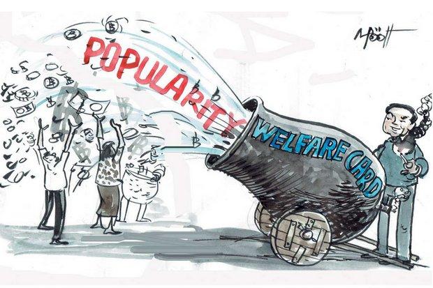 Почти всегда популисты выступают за безответственную экономическую политику