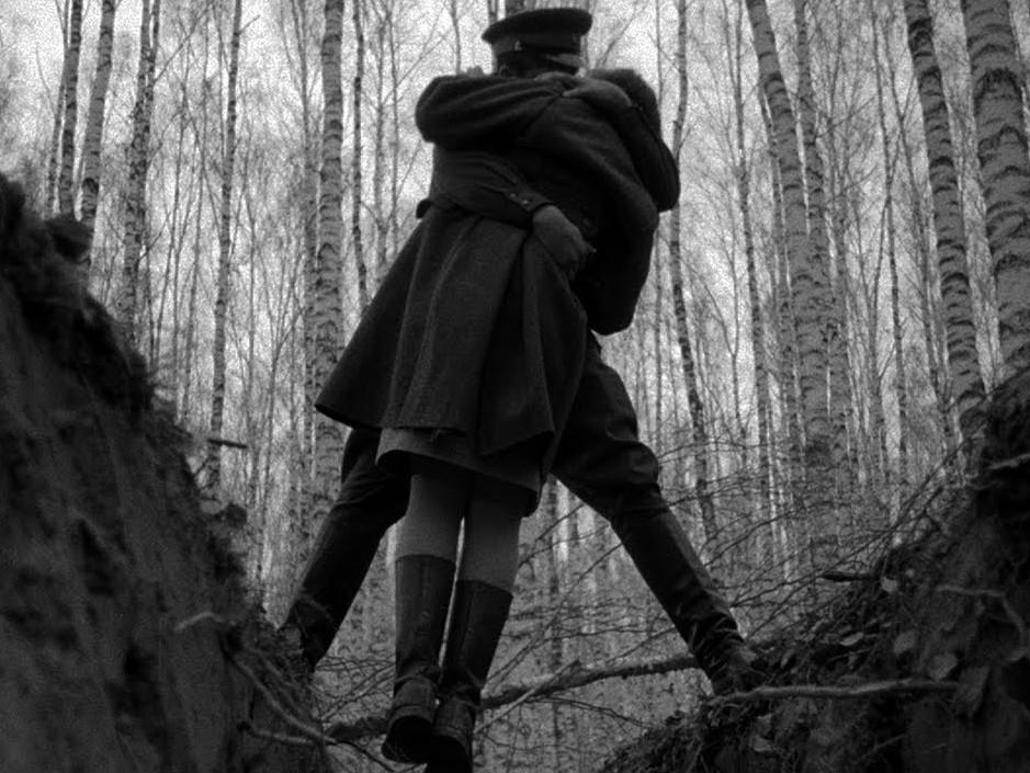 Андрей Тарковский. Кадр из фильма «Иваново детство», 1962.