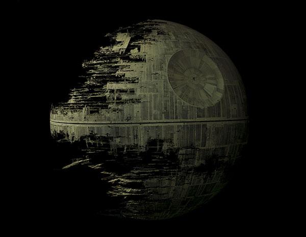 Taryn Simon, Lucasfilm Archives, Death Star II, Skywalker Ranch, Marin County, California
