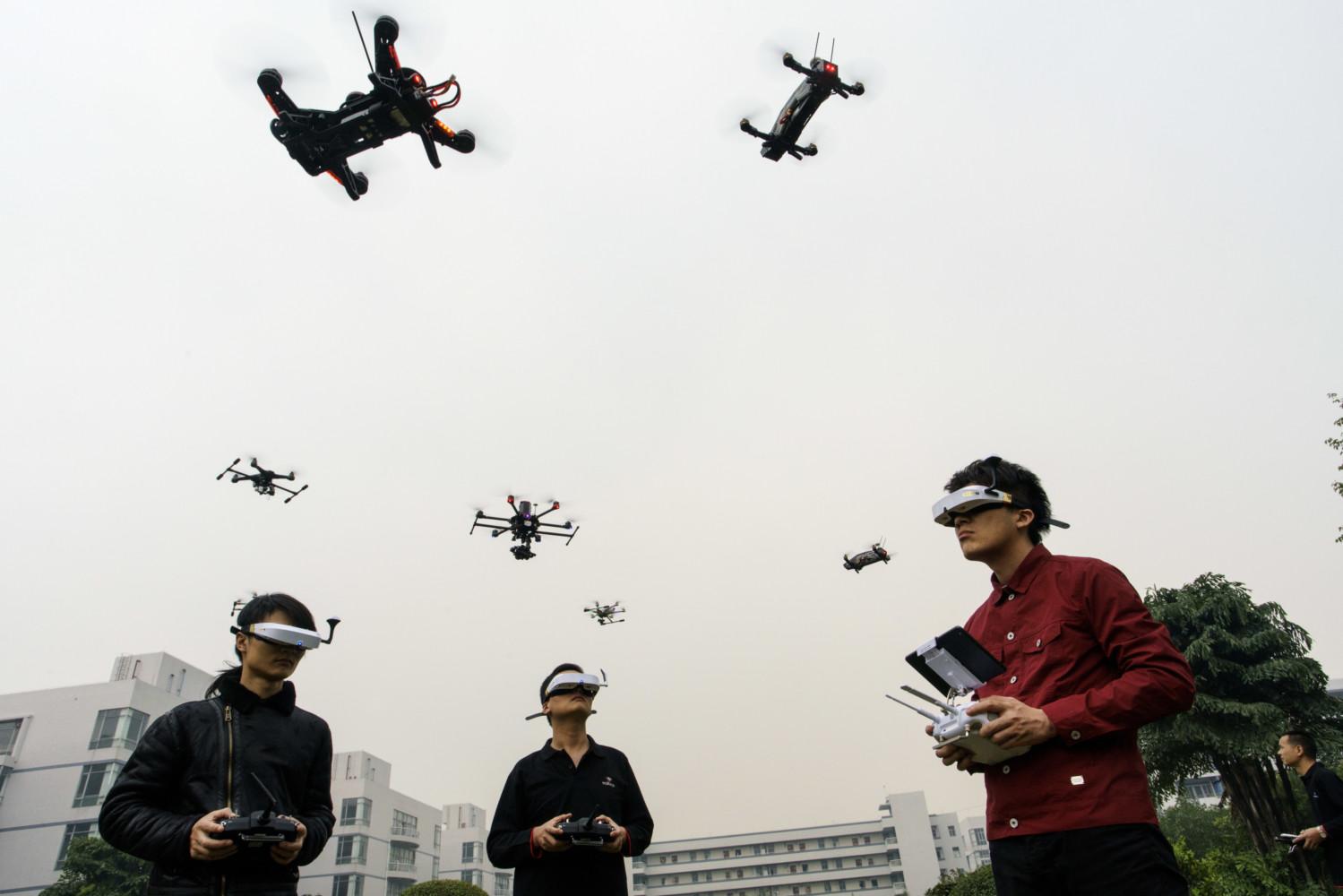 """Jonas Bendiksen. """"Techology in China"""", 2015"""