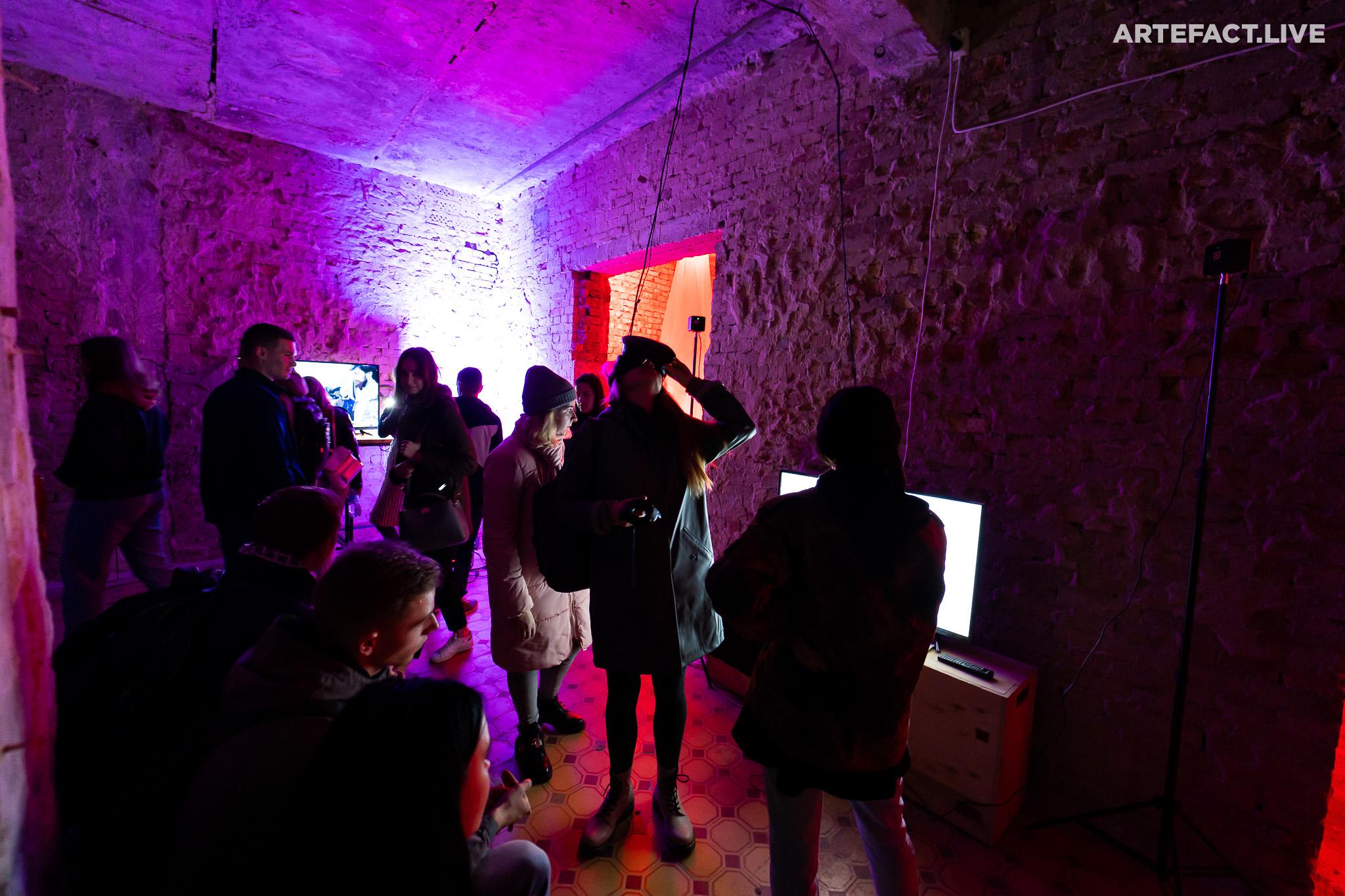 Alfredo Garcia Barroso (Spain) предложил в виртуальной реальности почувствовать влияние собственных слов в пространство.