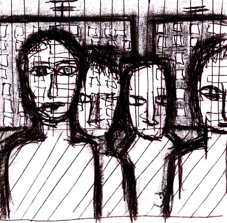 Саша Котов. Графика. 2000-е.