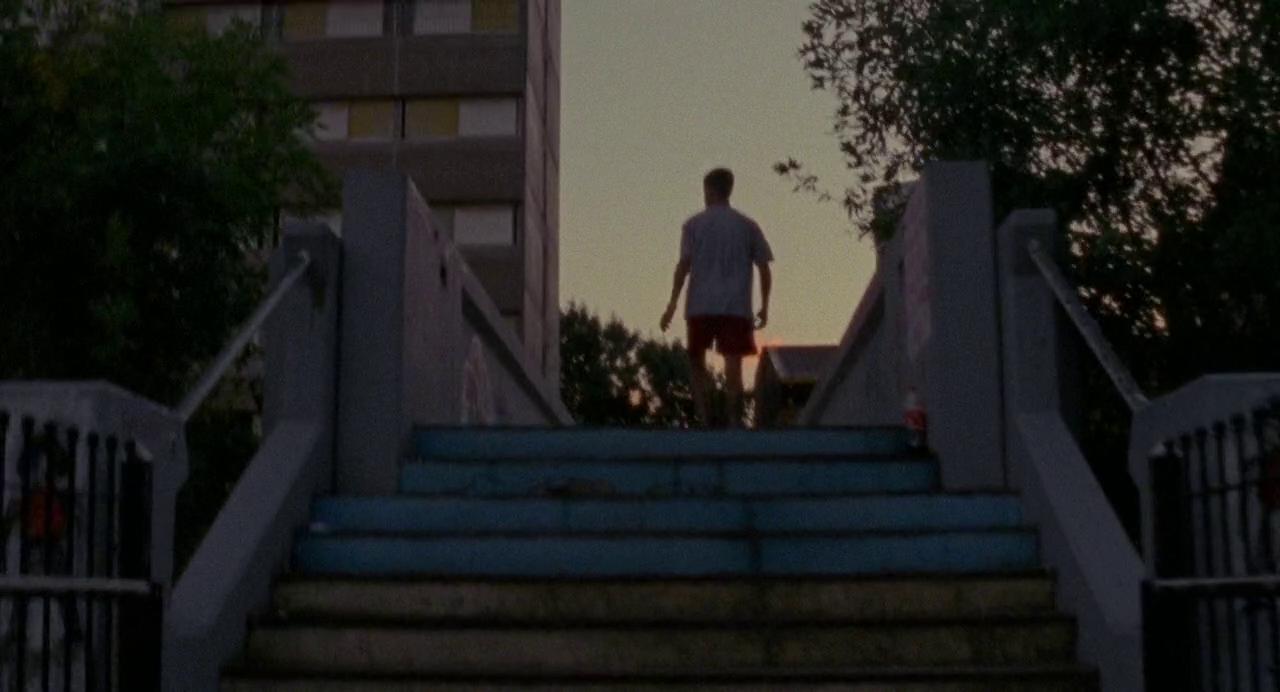 Кадр из фильма«Восхождение человека», Эдуардо Уильямс, 2016