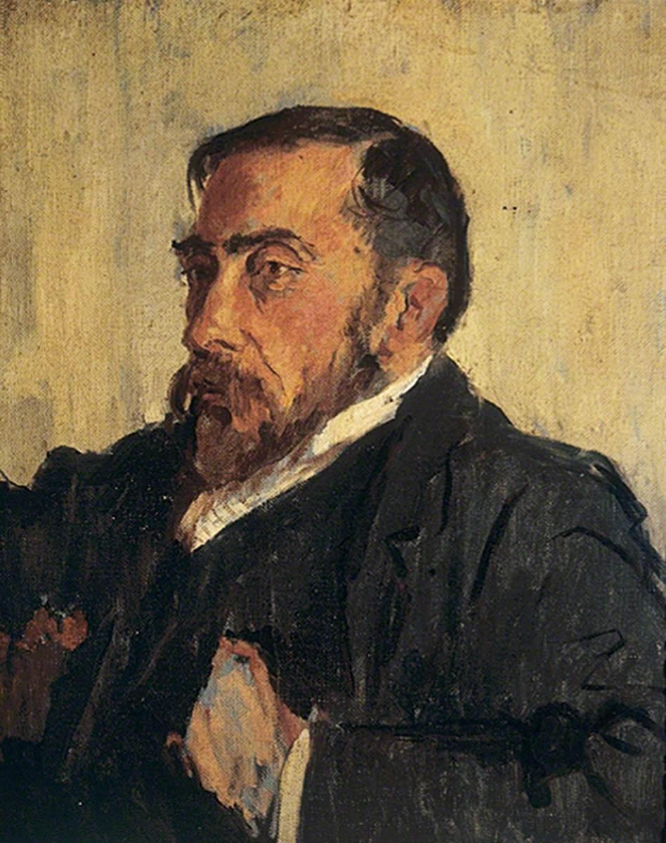 Ellen Heath. Портрет Джозефа Конрада