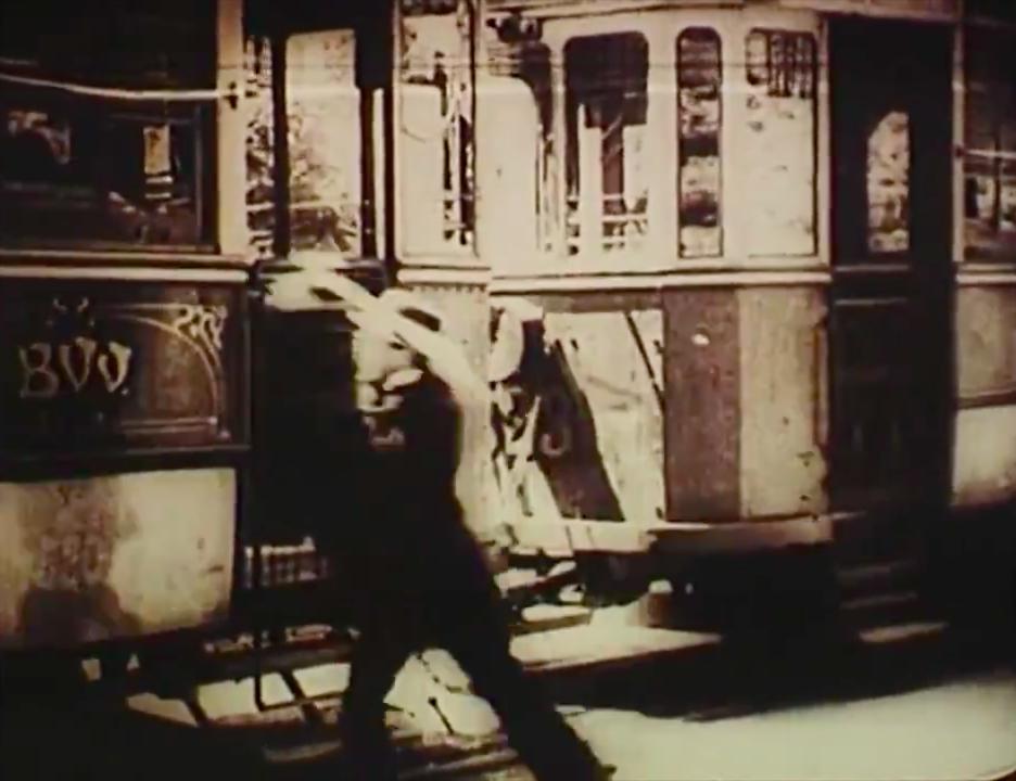 """Кадр из фото-эпиграфа фильма """"Будапештские сказки"""", 1976"""