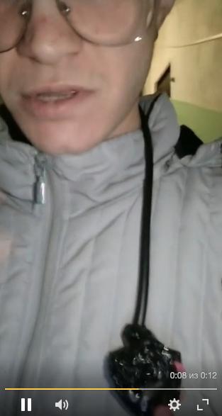 """<a>""""Все еще нужен шарф"""" 2019 из серии Pan-circle,</a>видео"""