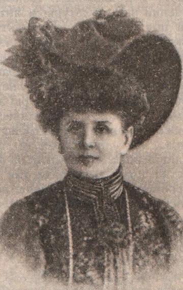 Вера Ивановна Крыжановская-Рочестер
