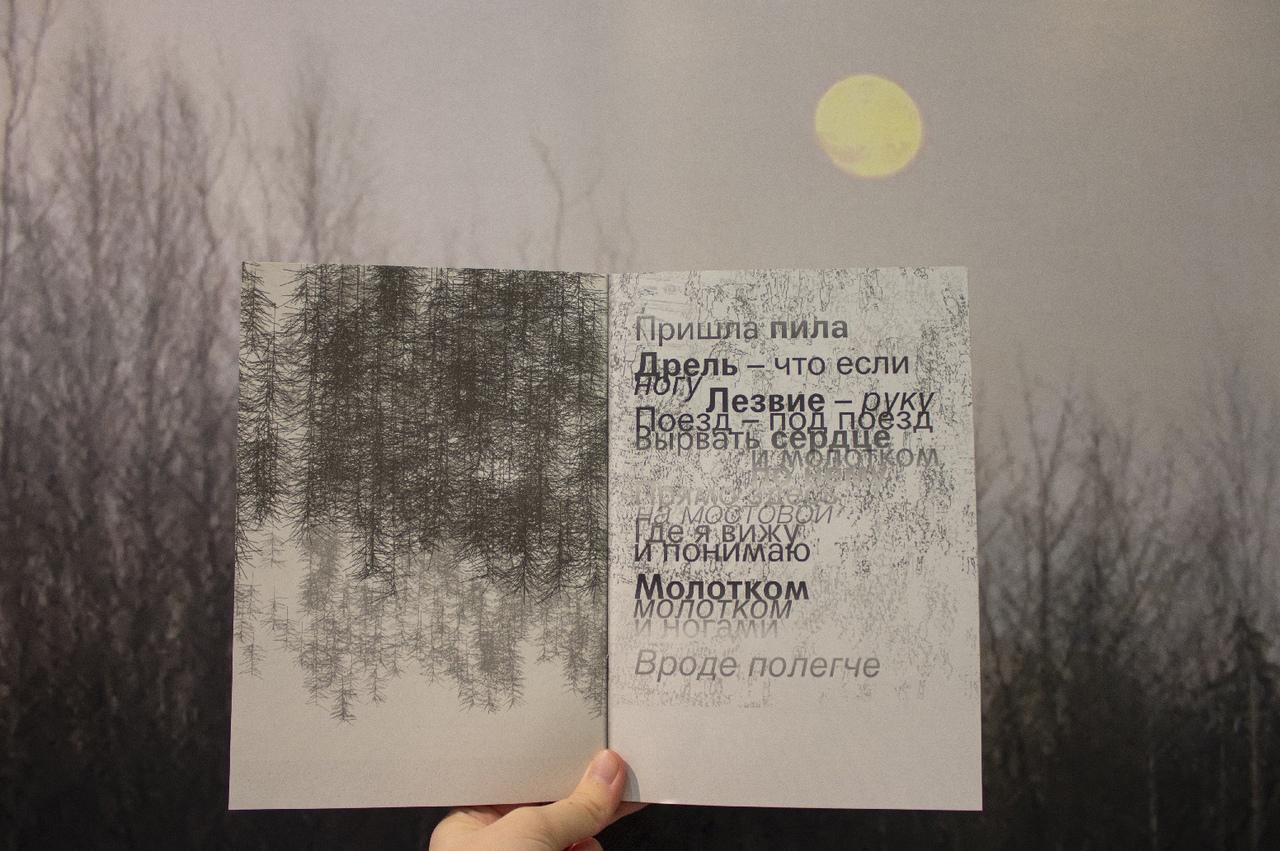 """Зин """"Мы, деревья"""" - третий выпуск проекта """"<a>Зин как выставка: postcovid</a>"""", приуроченного ко 2-му Кураторскому форуму"""