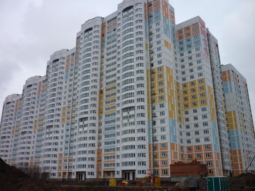 Дом серии КОПЭ-М «Парус»