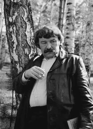 Советский писатель Виль Липатов