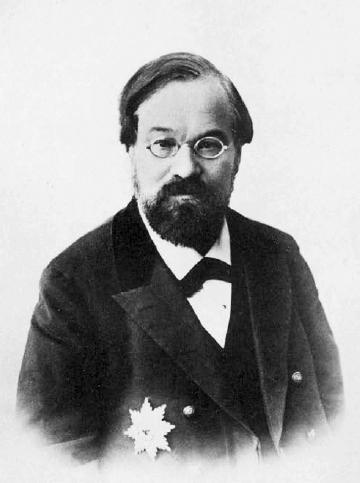 Н. В. Бугаев (1837-1903)