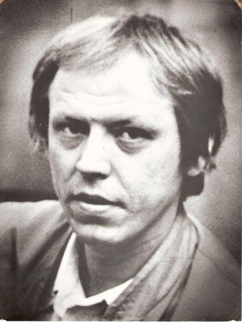 Валдис Крумгольд. Фото из архива семьи Крумгольдов.