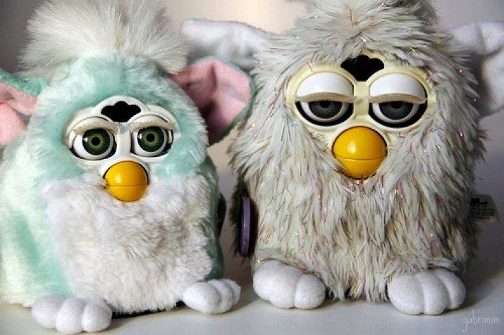 Робот Furby