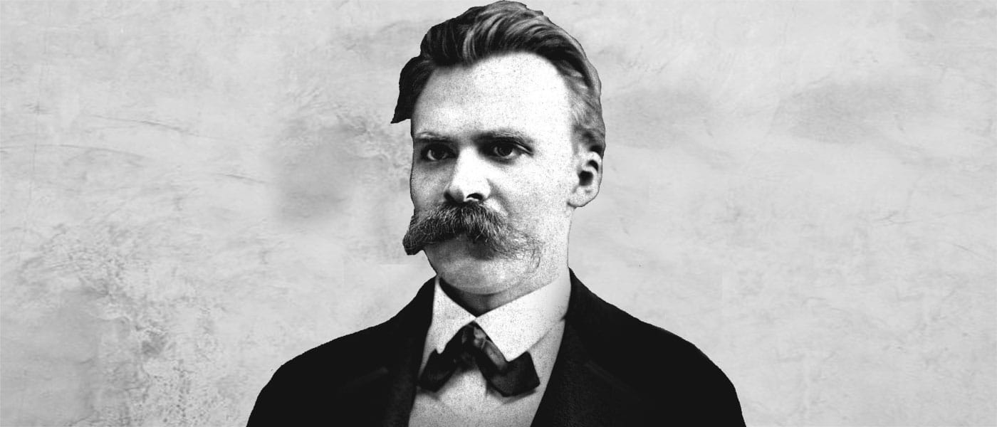 Friedrich Wilhelm Nietzsche,1844 - 1990.