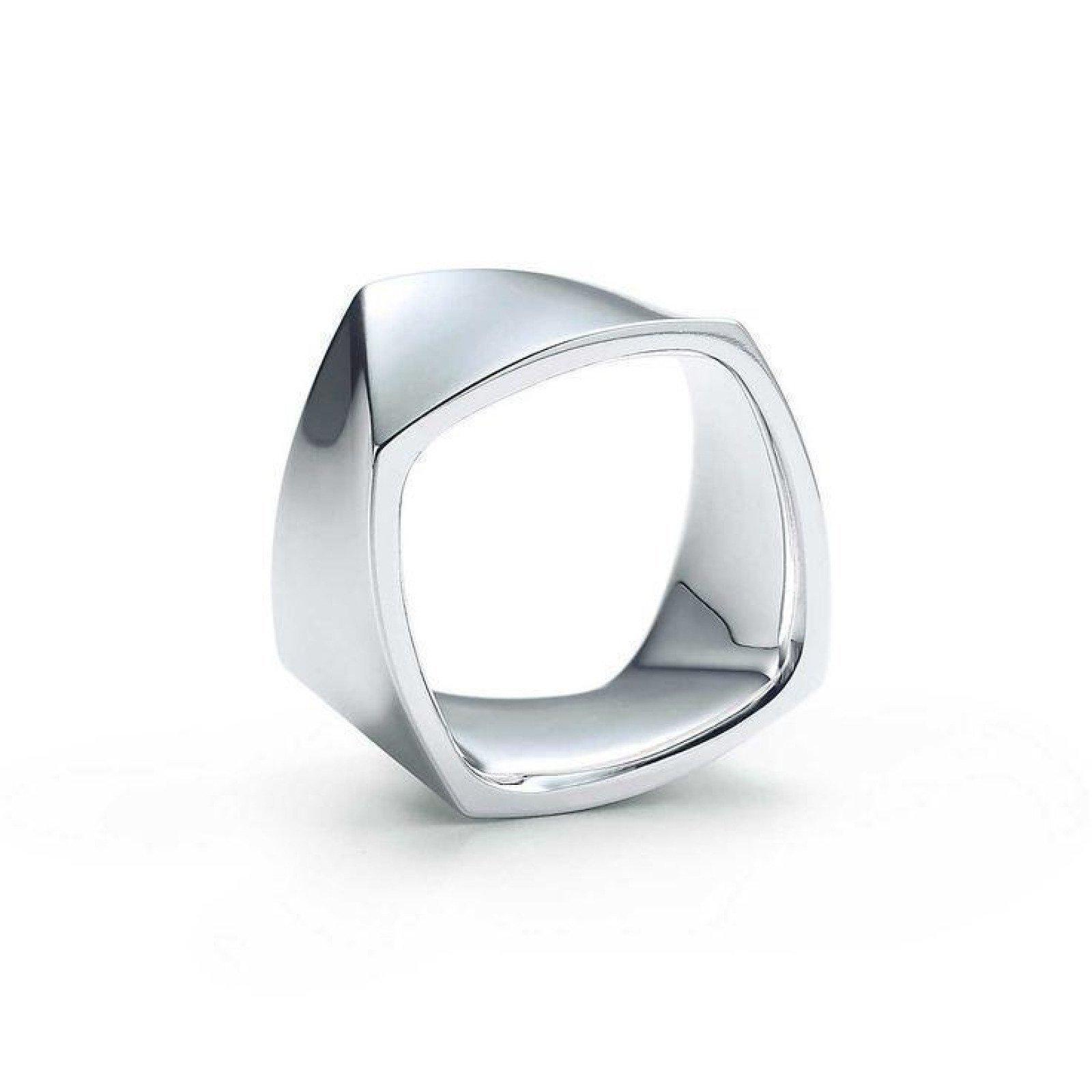Свадебное кольцо Фрэнка Гери