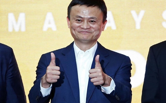 Джек Ма — китайский предприниматель, основатель Alibaba Group